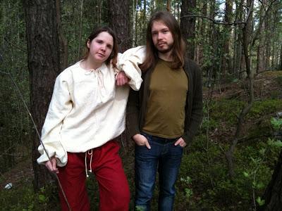 Tidsresor, skogsvandringar och norrländska bondlurkar