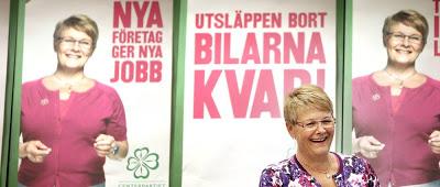 Därför är Alliansens Gröna Röst inte särskilt grön