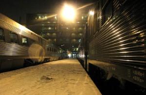 Tillbaka i Göteborg. Tåg är vackra.