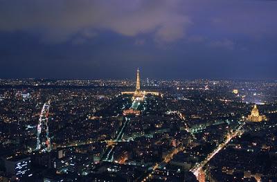 Paris, här kommer vi!