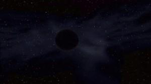 Såhär skulle en nomadplanet kunna se ut.