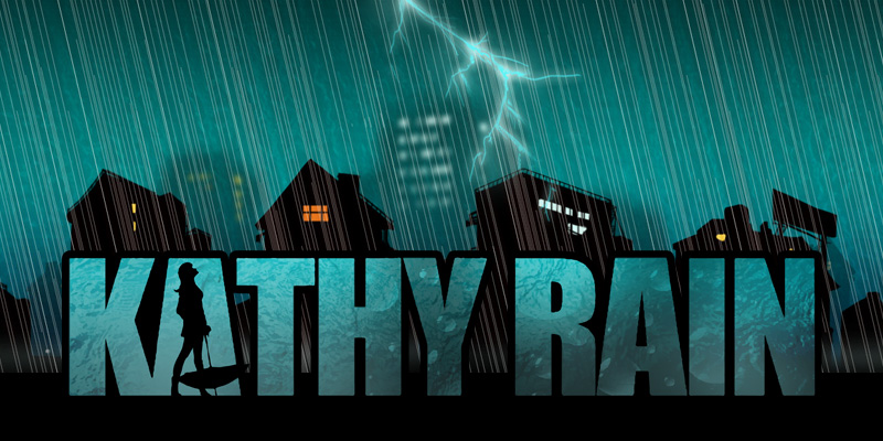 Emanuel recenserar: Kathy Rain
