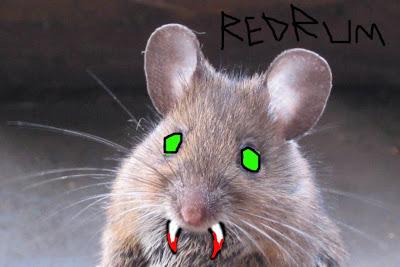 Radioaktiv mus på rymmen!
