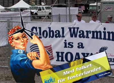 Var är de feministiska, främlingsfientliga, vindkraftsälskande klimatskeptikerna??