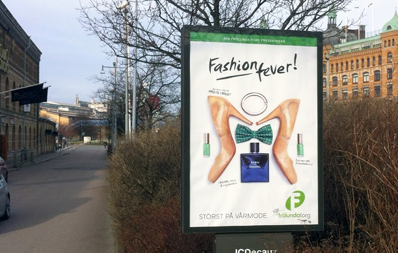 Freudianska skyltar i Göteborg