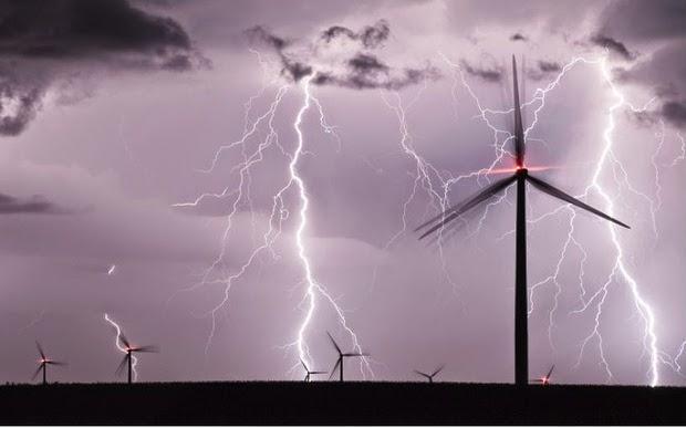 Kampen mot vindkraften – eller mot något annat?